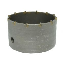 Коронка 100 мм 12 зубцов
